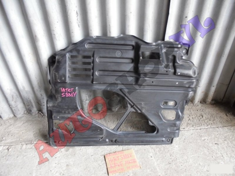 Защита двигателя DAIHATSU HIJET CARGO 07.2012г. S331V KFVE 51441-B5030 контрактная