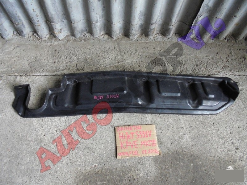 Защита двигателя левая DAIHATSU HIJET CARGO 07.2012г. S331V KFVE 51449-B5010 контрактная