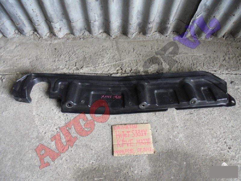 Защита двигателя левая HIJET CARGO 07.2012г. S331V KFVE