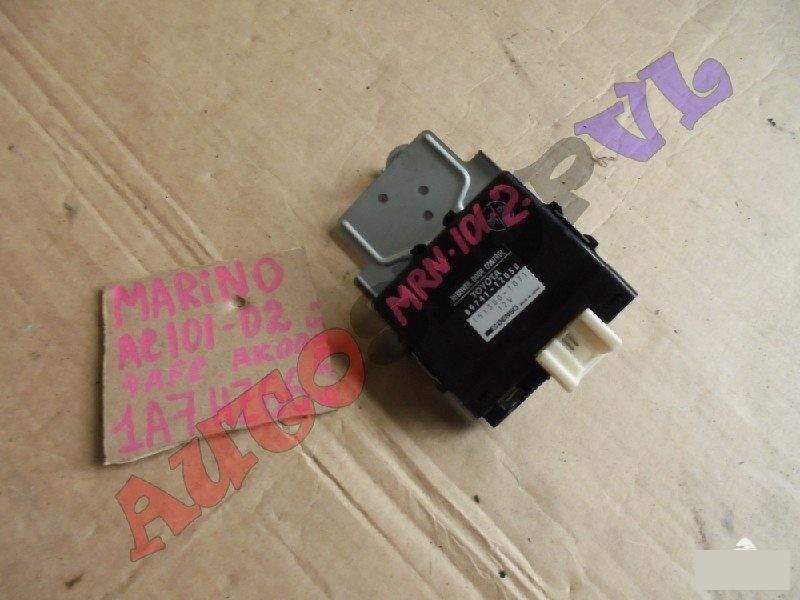 Блок управления дверьми TOYOTA SPRINTER MARINO AE101 89741-12050 контрактная