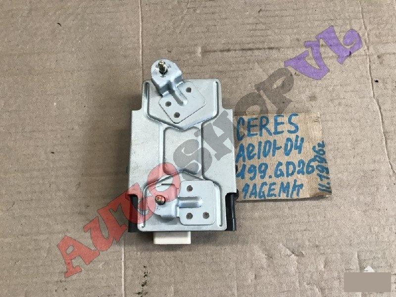 Блок управления дверьми TOYOTA COROLLA CERES AE101
