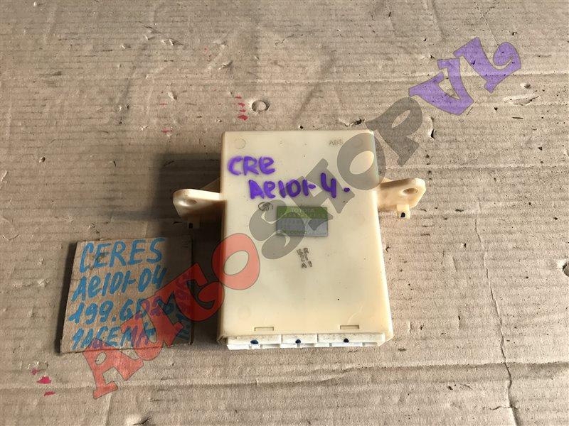 Блок управления кондиционером TOYOTA COROLLA CERES 11.1996 AE101 4AGE 88650-1E110 контрактная