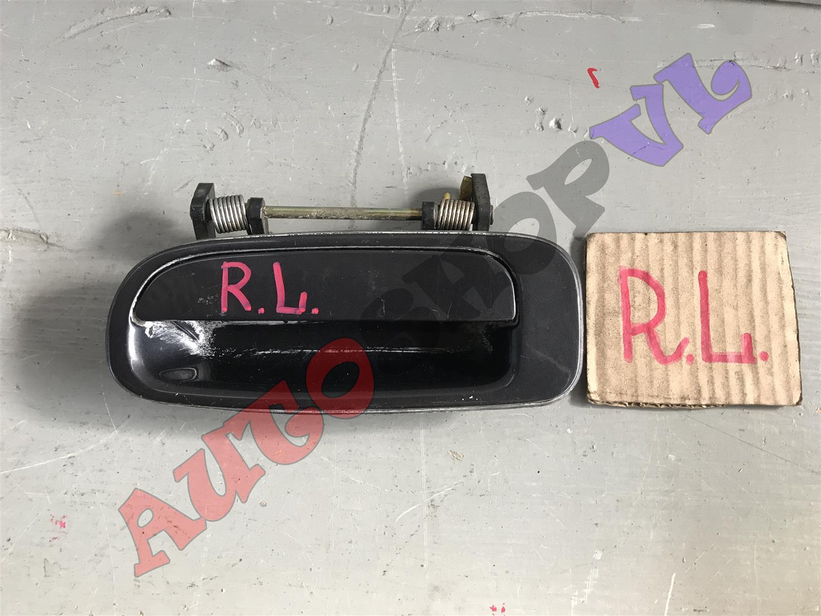 Ручка двери внешняя задняя левая TOYOTA VISTA SV30 69240-32050-03 контрактная