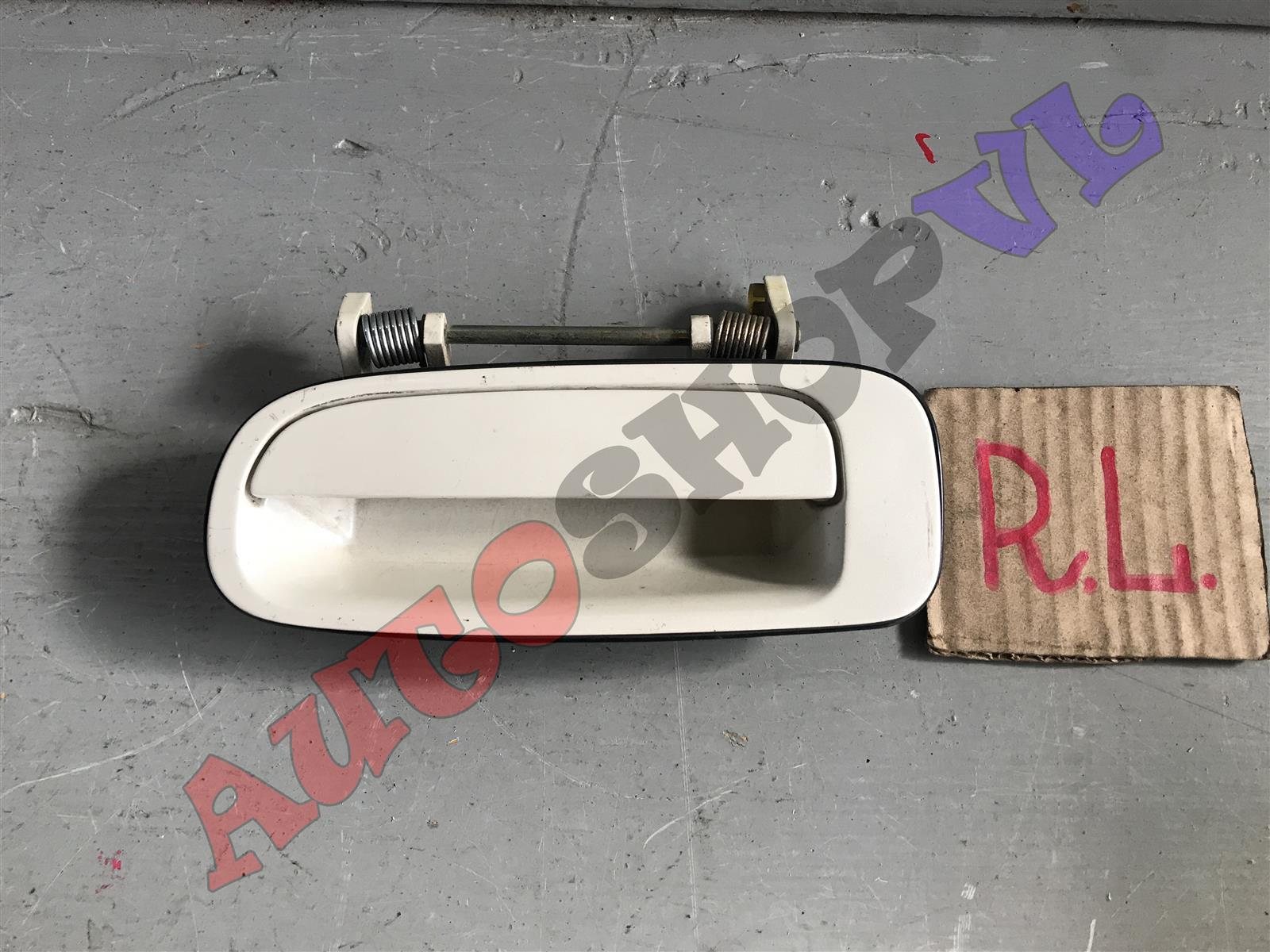 Ручка двери внешняя задняя левая TOYOTA VISTA SV30 69240-32050-18 контрактная