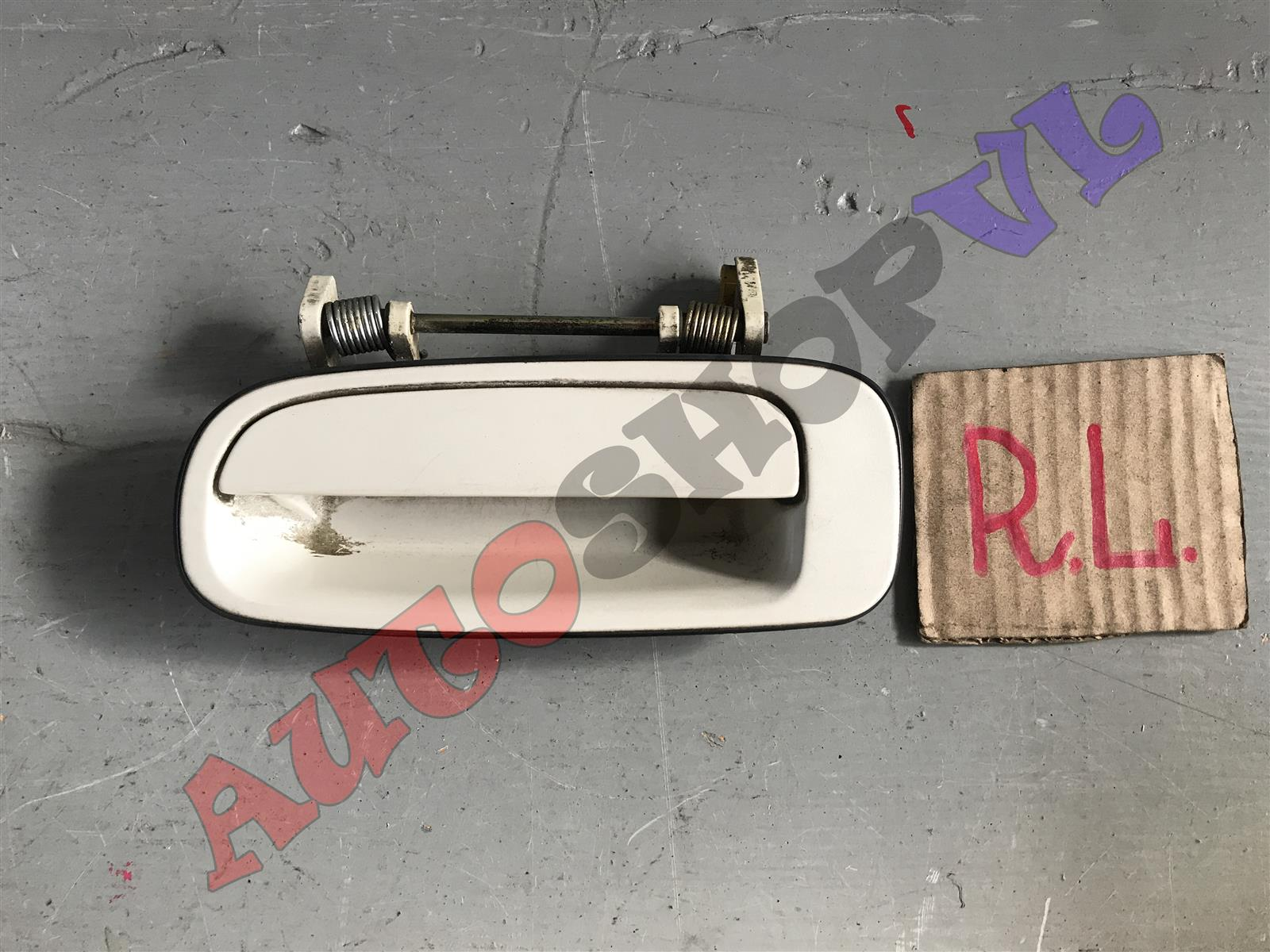 Ручка двери внешняя задняя левая TOYOTA CAMRY PROMINENT VZV33 69240-32050-18 контрактная