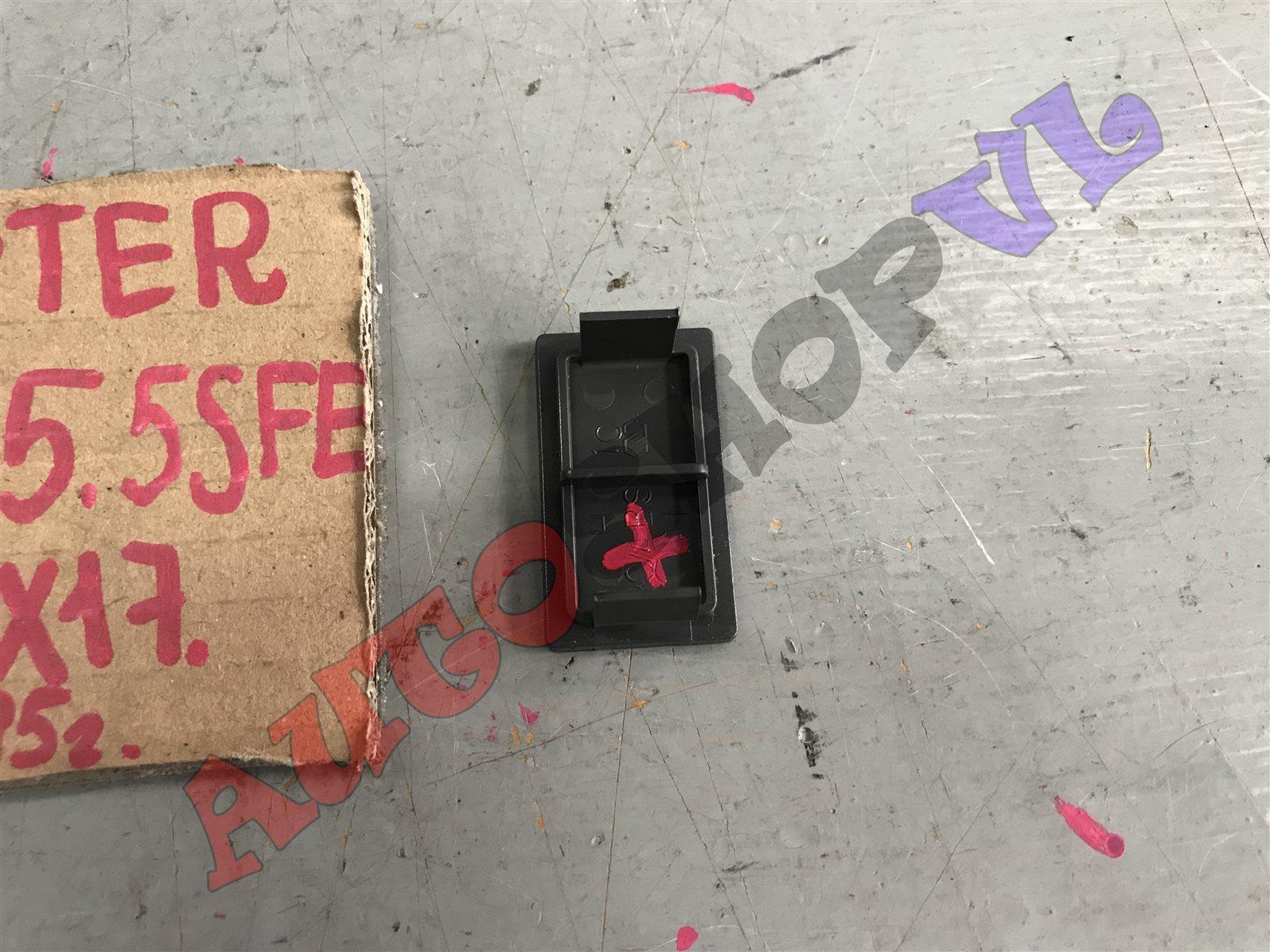Заглушка SCEPTER 10.1995 SXV15 5SFE