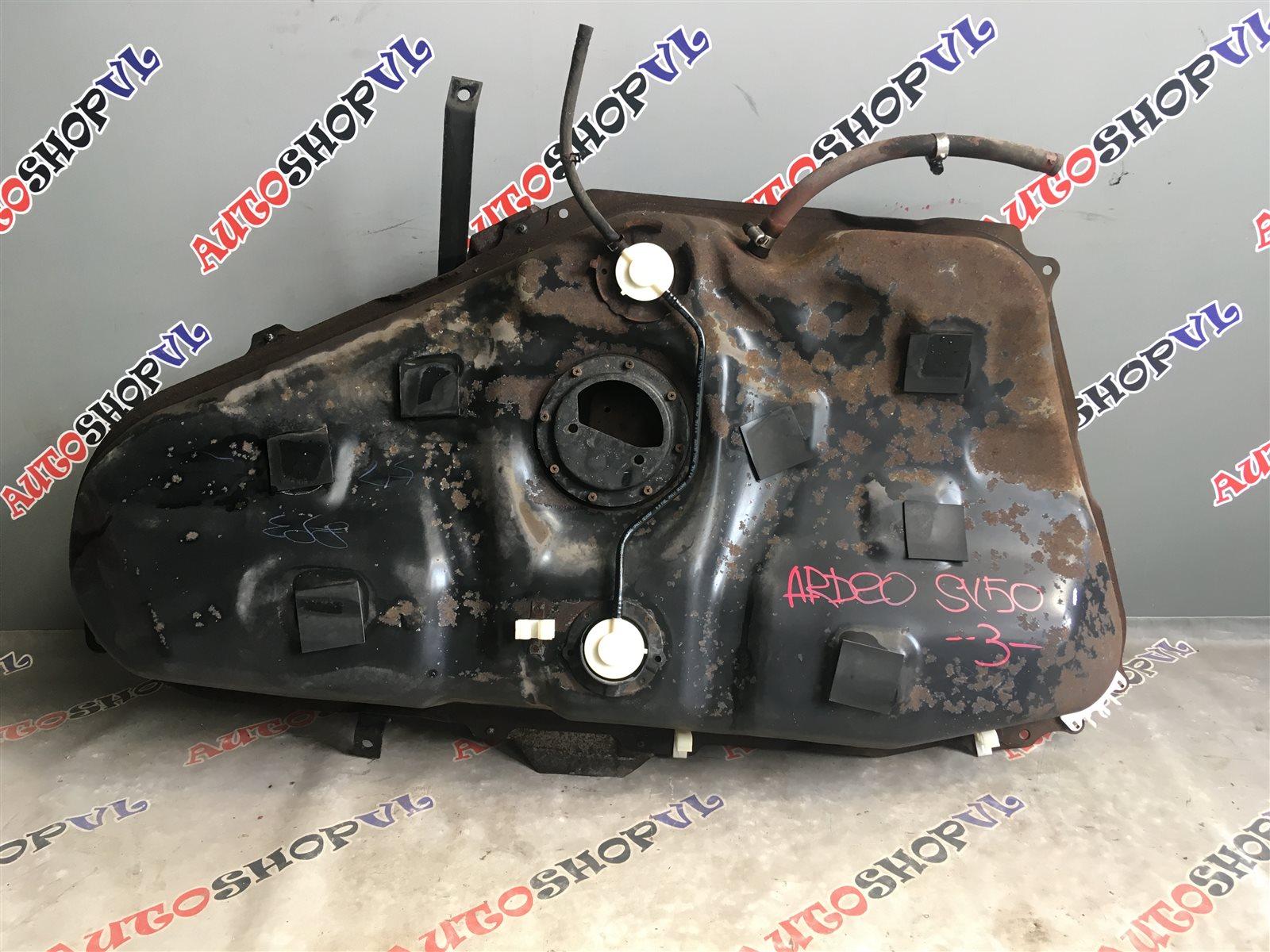 Бак топливный TOYOTA VISTA ARDEO 04.2000 - AZV50 1AZFSE 77001-32150 контрактная