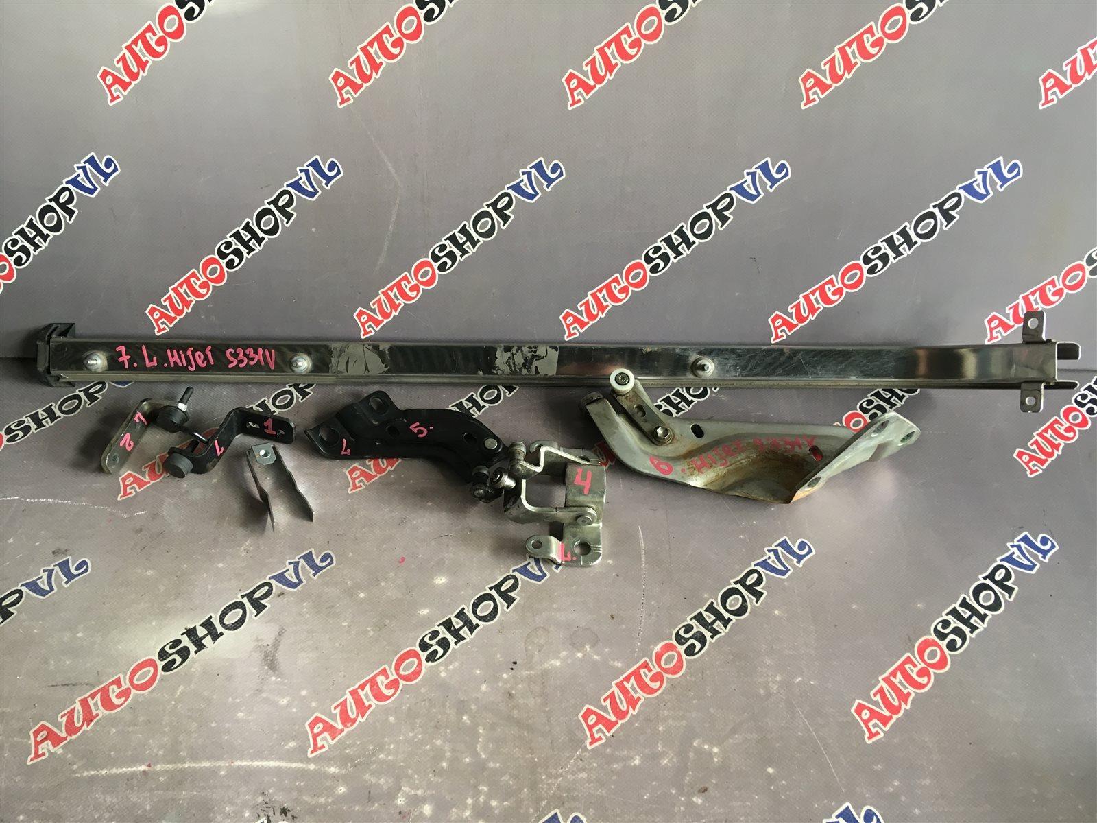 Полозья для сдвижной двери задняя левая DAIHATSU HIJET CARGO S321V KFVE 68304-B5010 контрактная