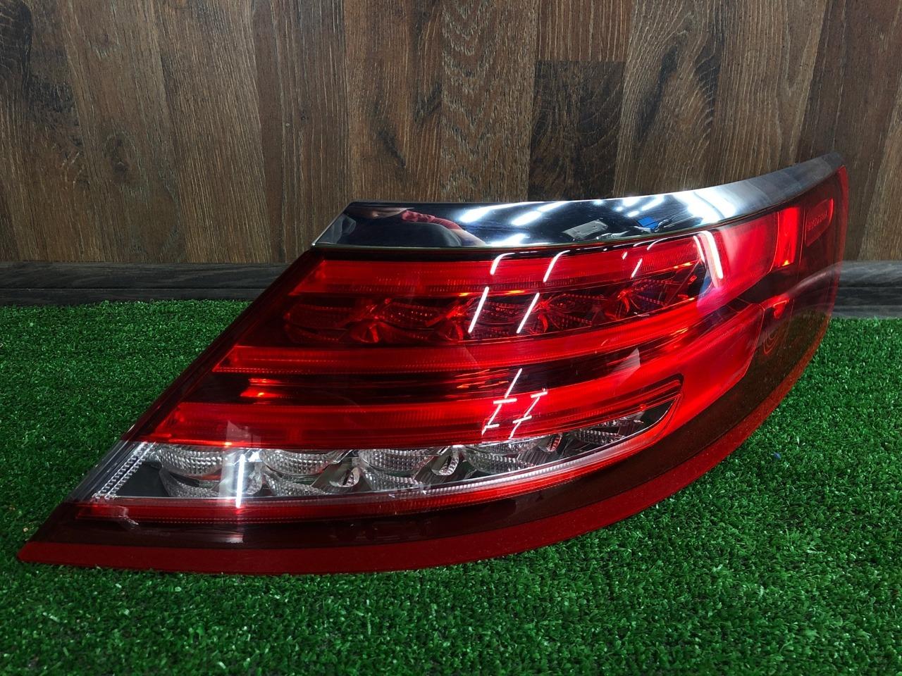 Фонарь правый Mercedes-Benz S-Class C217 A2179060200 контрактная