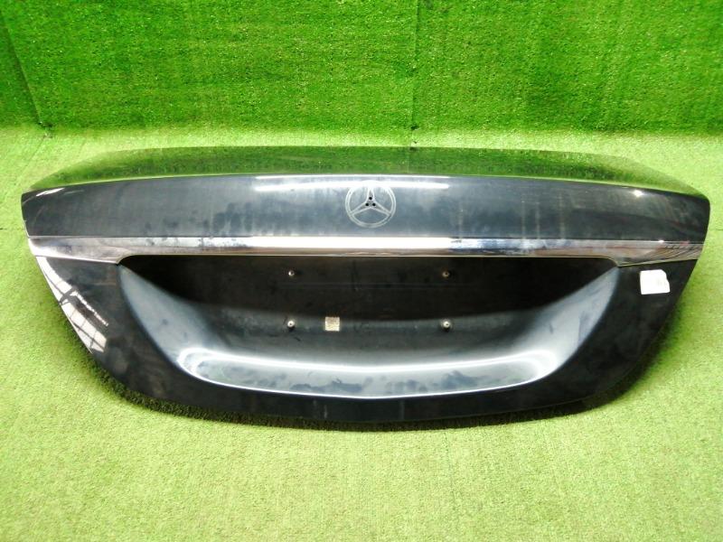 Крышка багажника Mercedes-Benz S-Class W222 A2227500075 контрактная