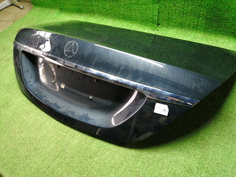 Крышка багажника S-Class W222