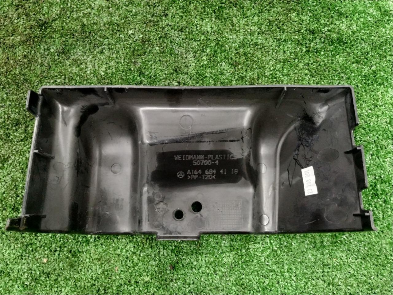 Крышка блока предохранителей Mercedes-Benz M-Class W164 A1646844118 контрактная
