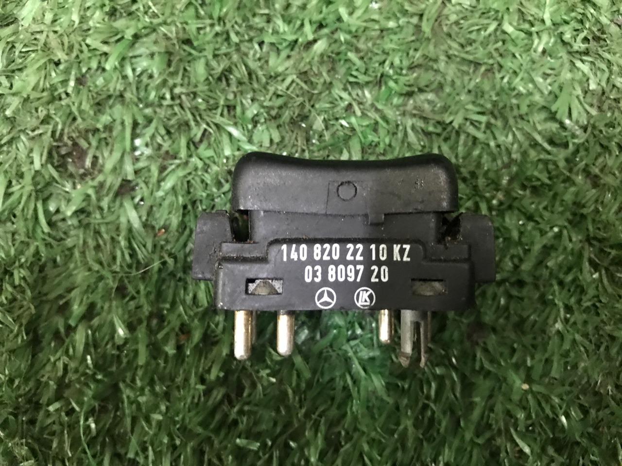 Кнопка стеклоподъемника S-Class W140