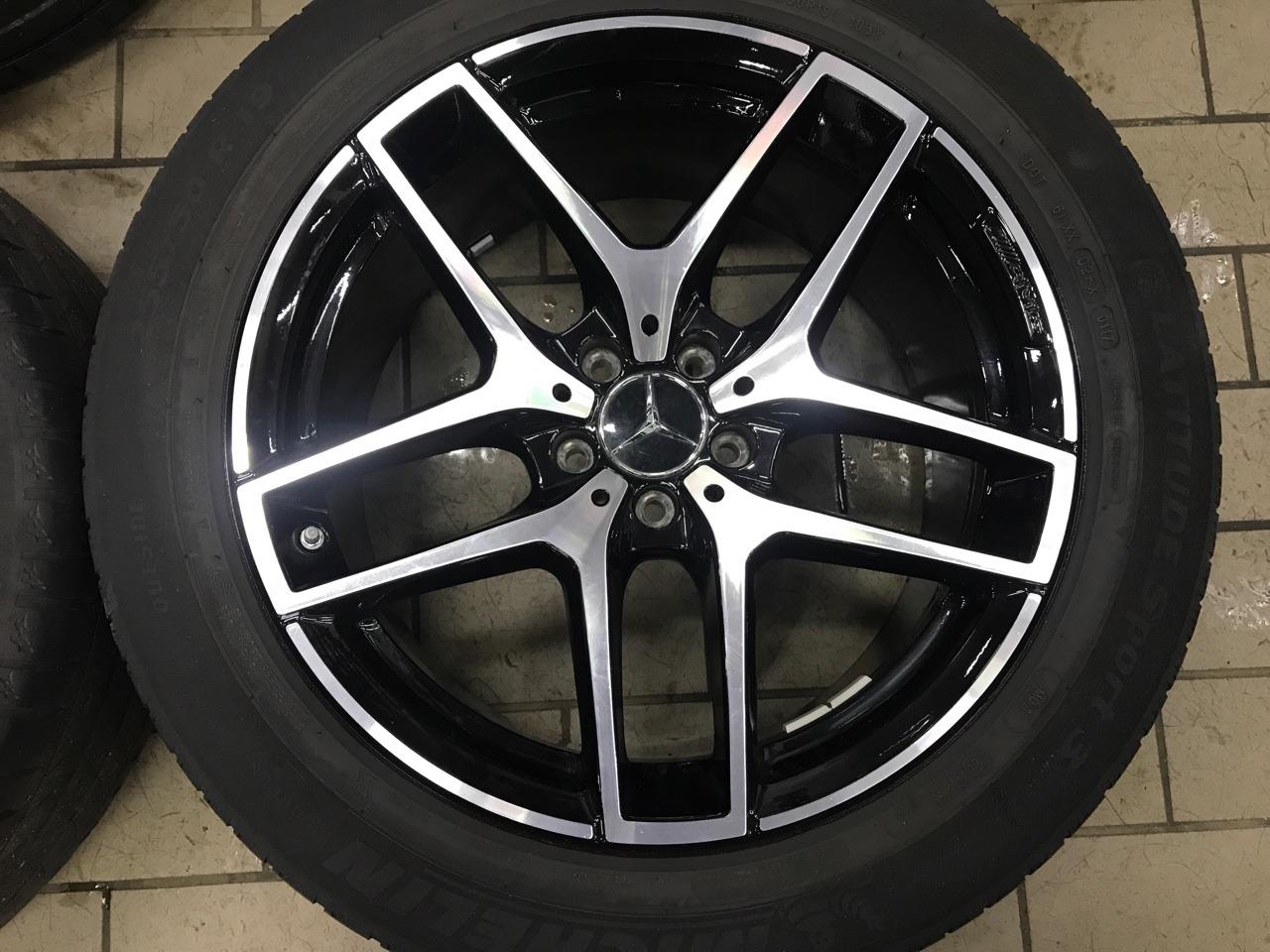 Колеса в сборе Mercedes-Benz GLC-Class X253