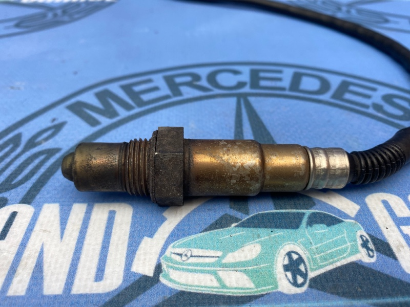 Датчик кислородный задний Mercedes-Benz E-Class W211 112.949 3.2