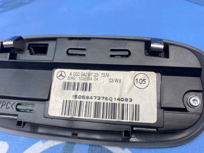Дисплей парктроника S-Class 2003 W220 113.960 5.0