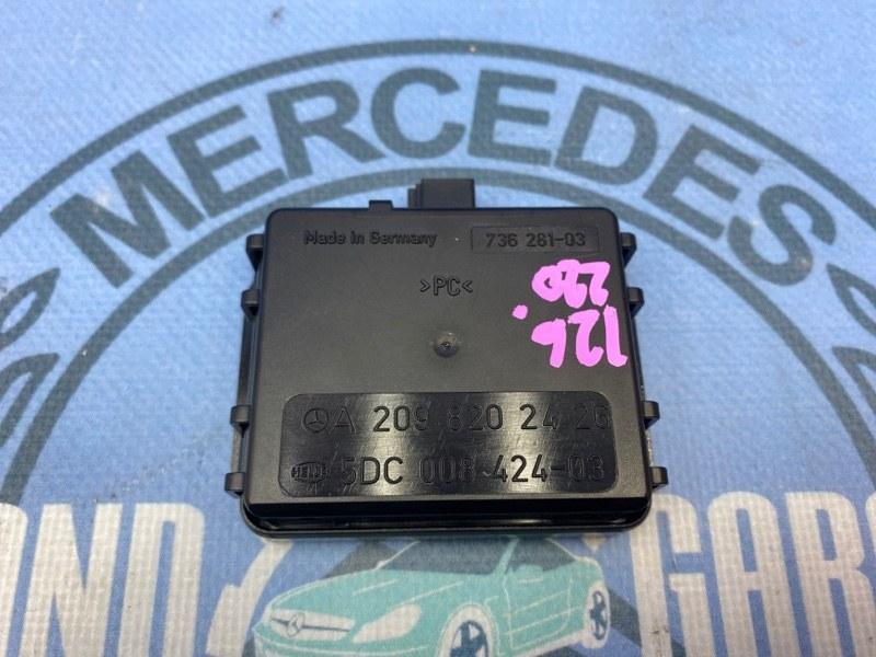 Датчик дождя Mercedes-Benz S-Class 2003 W220 113.960 5.0 2098202426 контрактная