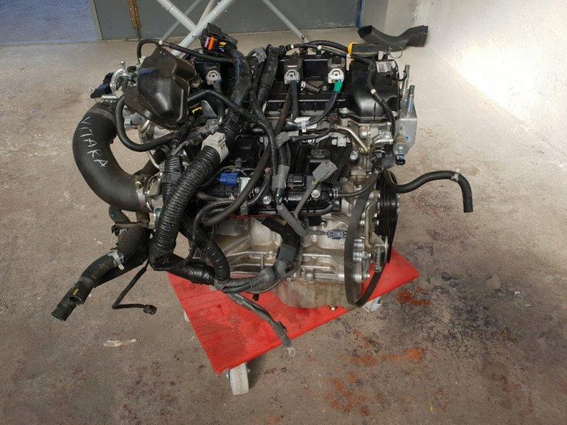 Двигатель Suzuki Vitara 2018 LY K14C контрактная