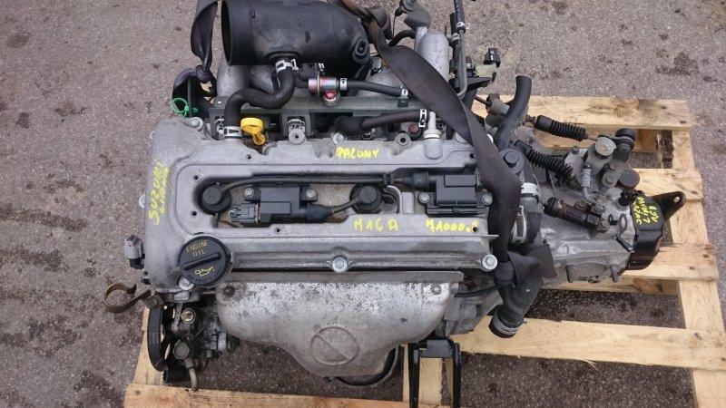 Двигатель Suzuki SX-4 2016 JYB M16A контрактная