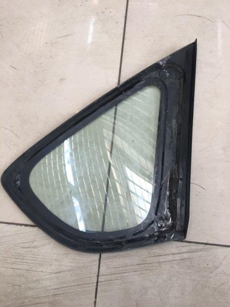 Стекло собачника заднее левое Impreza WRX STI 2007 - 2013 GRB EJ207