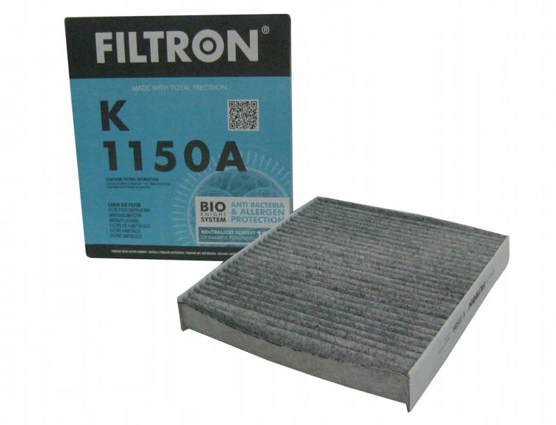 Фильтр салонный FORD S40 2011 k1150a новая
