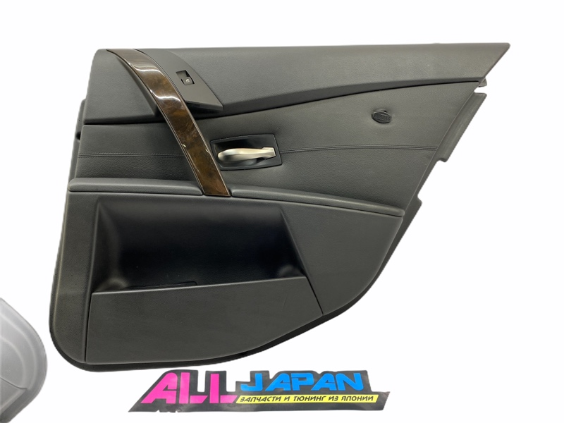 Обшивка двери задняя BMW 5-Series E60
