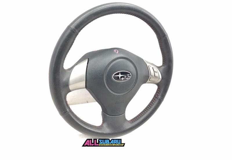 Руль Subaru Impreza WRX 2009 GH8 EJ20X контрактная