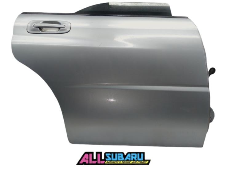 Дверь задняя правая Subaru Impreza WRX STI 2006 - 2007 GDB EJ207 контрактная