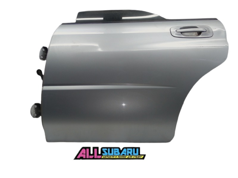 Дверь задняя левая Subaru Impreza WRX STI 2006 - 2007 GDB EJ207 контрактная