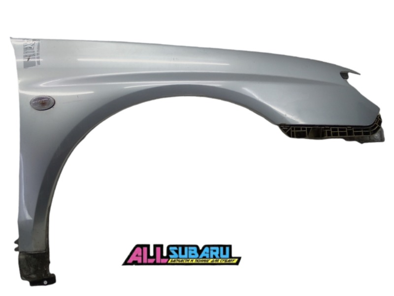 Крыло переднее правое Subaru Impreza WRX STI 2006 - 2007 GDB EJ207 контрактная