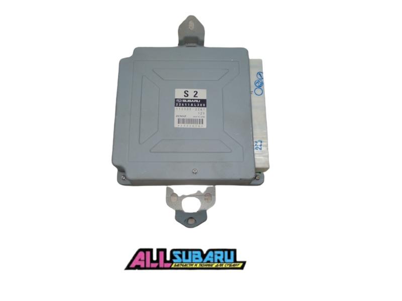 Блок управления двигателя Subaru Impreza WRX STI 2006 - 2007 GDB EJ207 22611AL300 контрактная