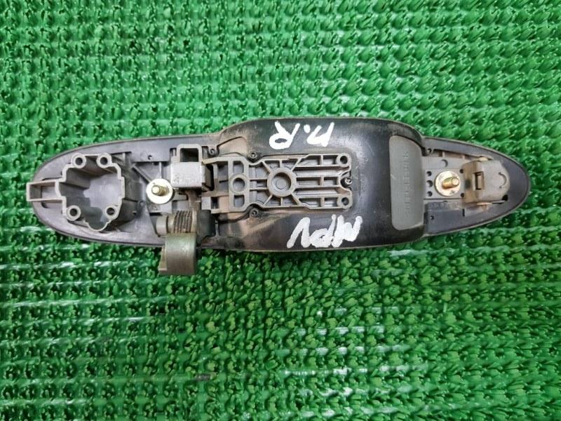 Ручка двери внешняя передняя правая MPV LW