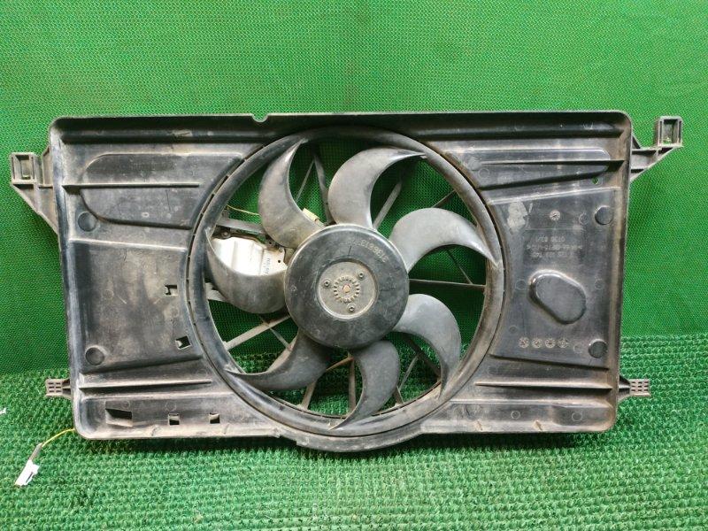 Вентилятор радиатора передний Mazda Mazda 3 BK