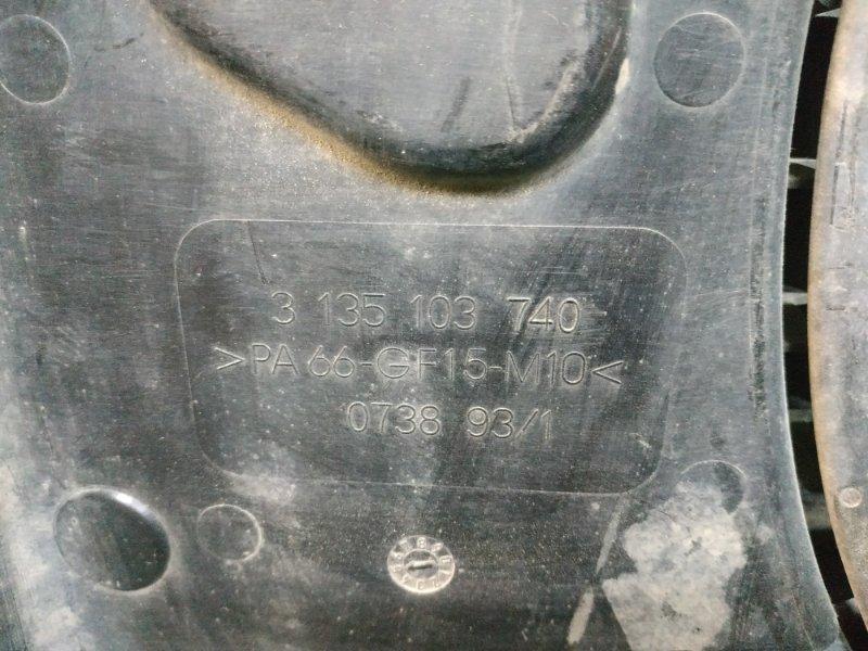 Вентилятор радиатора передний Mazda 3 2003-2009 BK