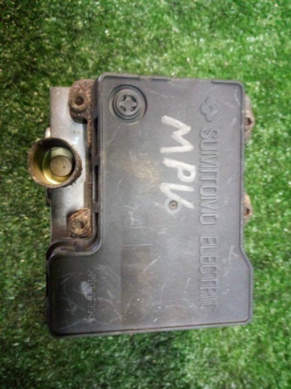 Блок abs Mazda MPV 1999-2006 LW L171437AZ Б/У