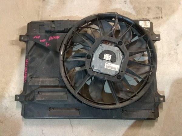 Диффузор вентилятора Seat Alhambra 2003 BRT 7M3121203G контрактная