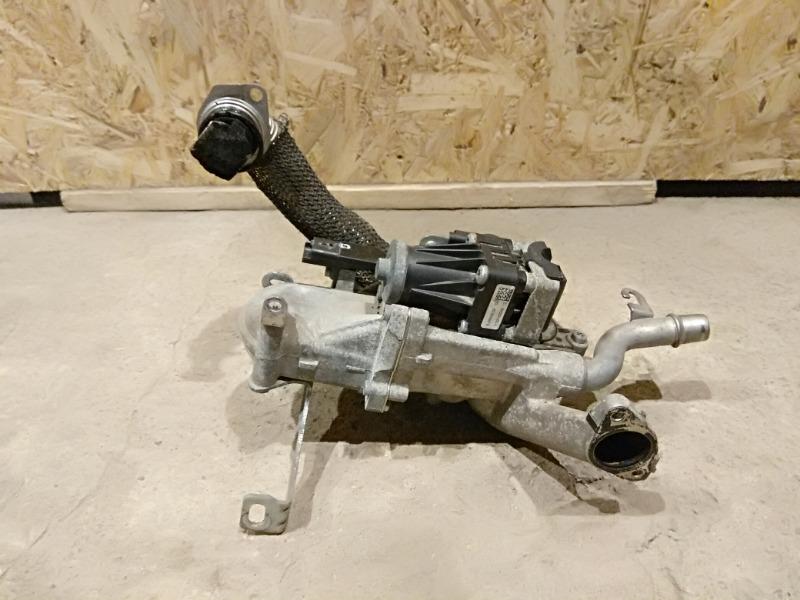 Клапан системы EGR Ford Focus 3 2012 универсал 1.6 TD 1702178 контрактная