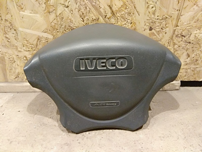 Подушка безопасности в руль Iveco Daily 2009 3.0 F1C 504149358 контрактная