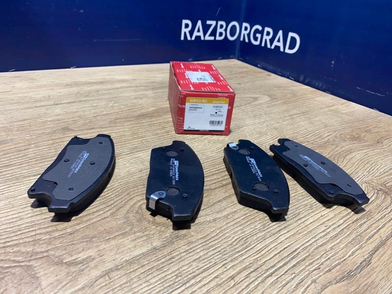 Тормозные колодки дисковые переднее Chevrolet Orlando 13301234 новая