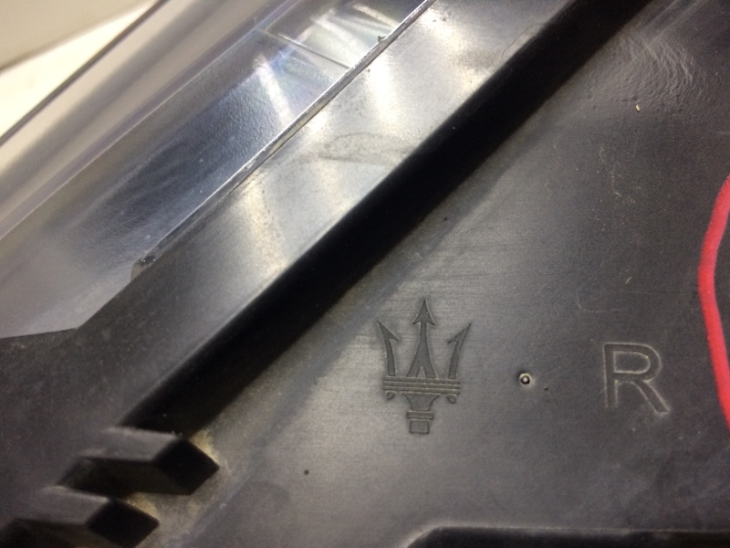 Фара передняя правая LEVANTE M161