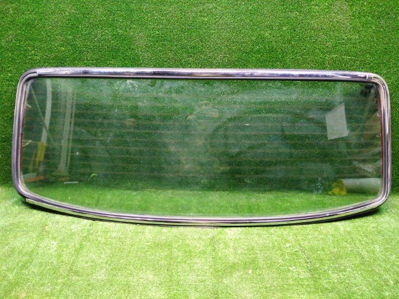 Стекло кузовное глухое заднее ГАЗ VOLGA 1997-2004 3110 43R000881 Б/У