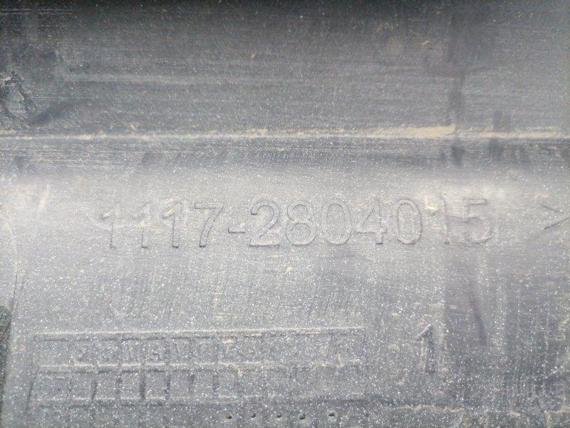 Бампер задний KALINA 2004-2013 1117