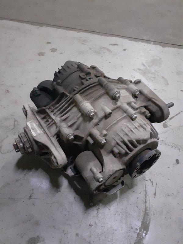 Редуктор задний задний BMW X6 2011 E71 N57D30A 33107595261 Б/У