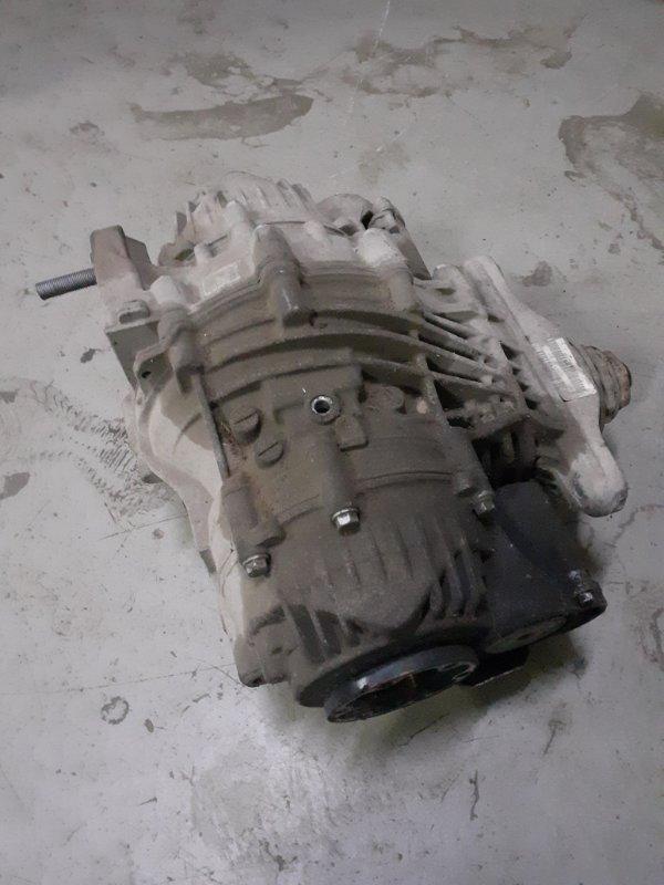 Редуктор задний задний X6 2011 E71 N57D30A