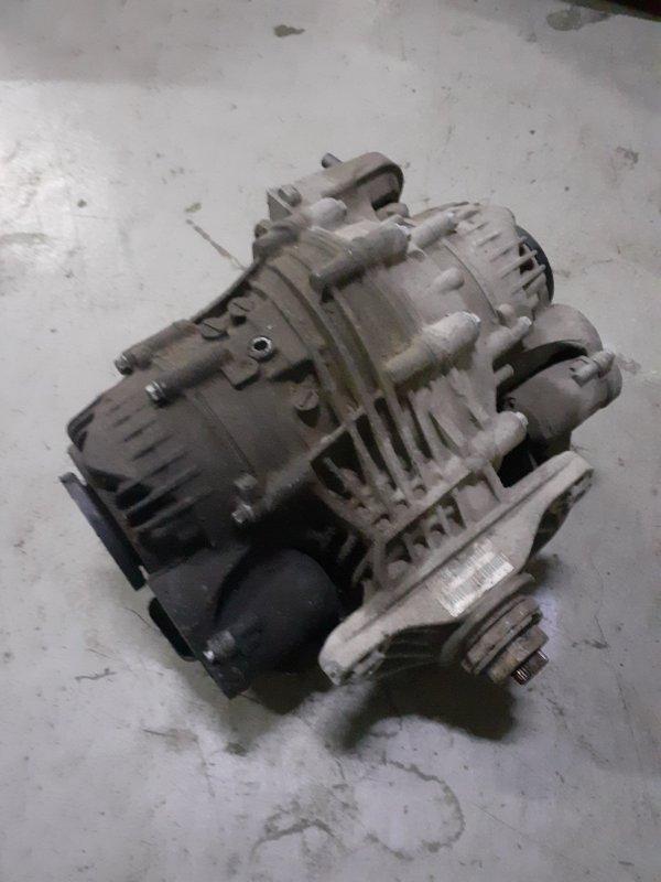 Редуктор задний задний BMW X6 E71 N57D30A