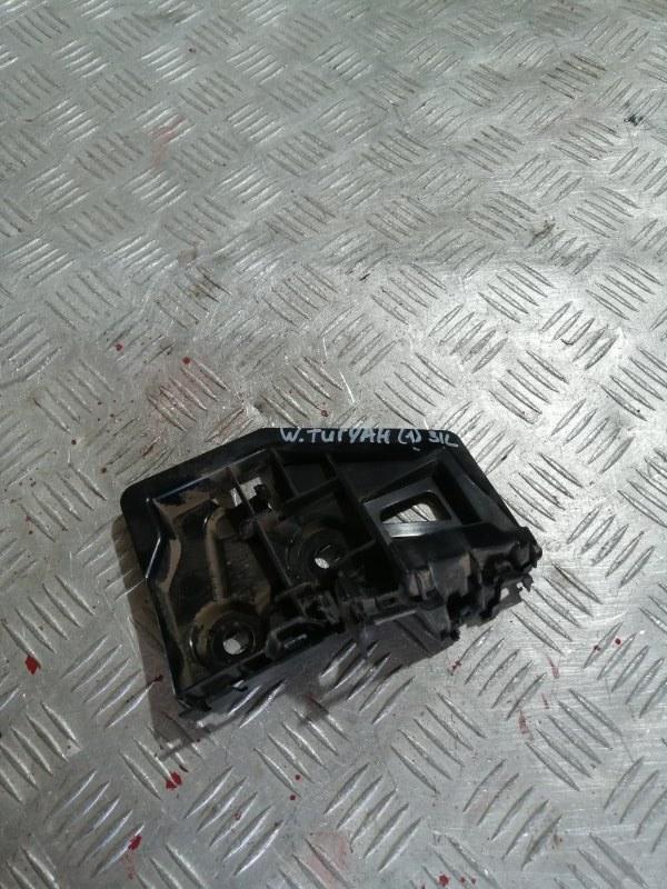 Крепление бампера заднее левое Volkswagen Tiguan 2019 SUV CZDA 5NR807393A Б/У