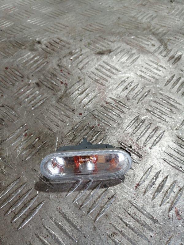 Поворотник в крыле Volkswagen Polo 2008-2020 614 CFNA 7E0949117 Б/У