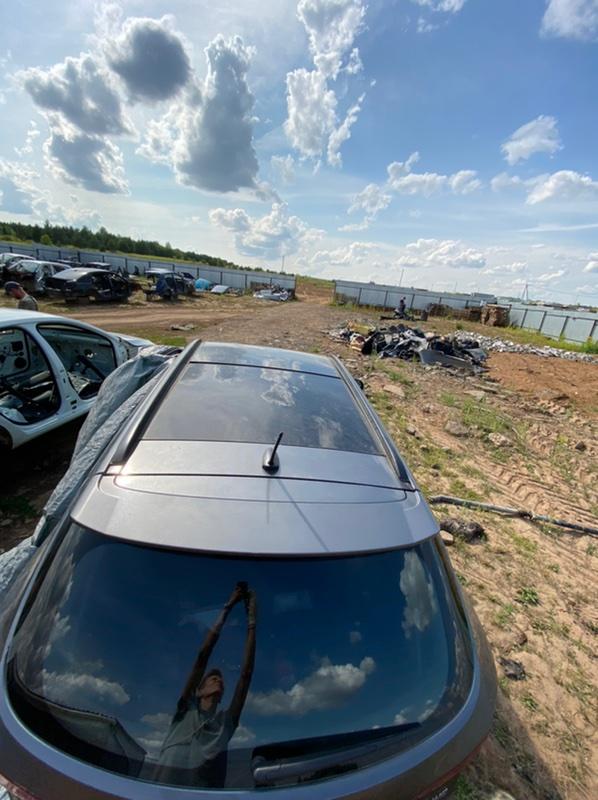 Крыша Hyundai Santa Fe 2013-2018 DM G4KE 671112W001 Б/У