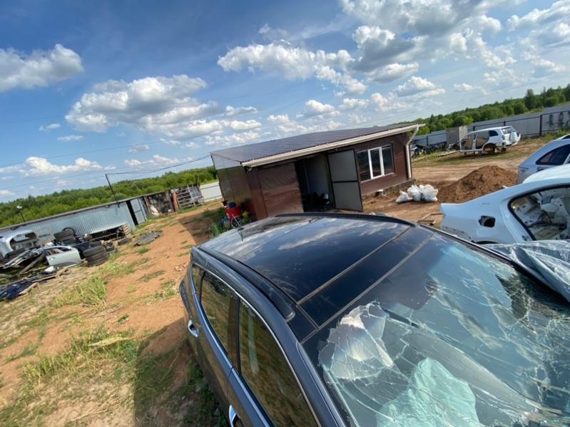 Крыша Hyundai Santa Fe DM G4KE