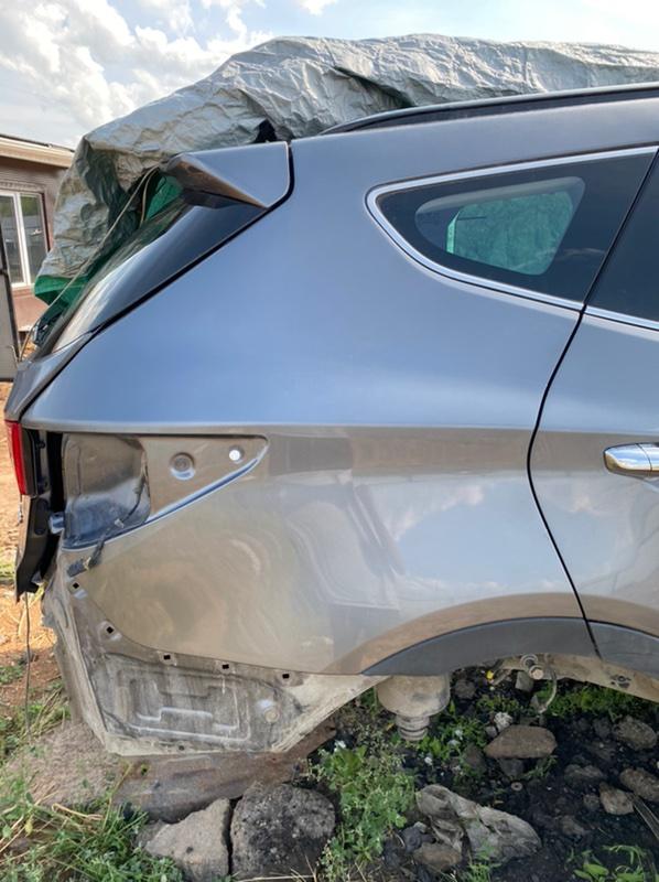 Крыло заднее правое Hyundai Santa Fe 2013-2018 DM G4KE Б/У